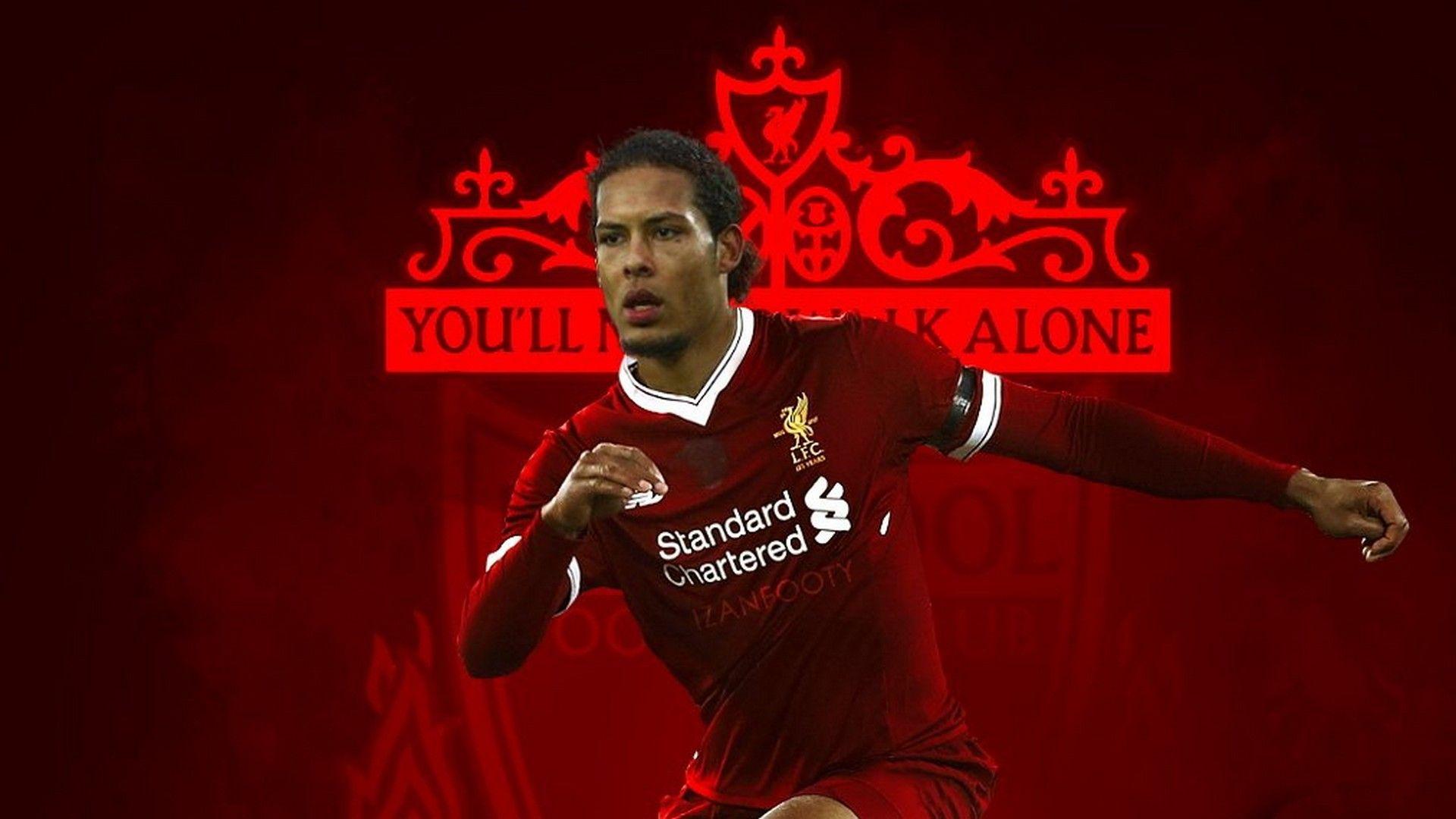 Virgil Van Dijk Liverpool Wallpaper Hd 2020 Live Wallpaper Hd Liverpool Wallpapers Liverpool Virgil Van Dijk