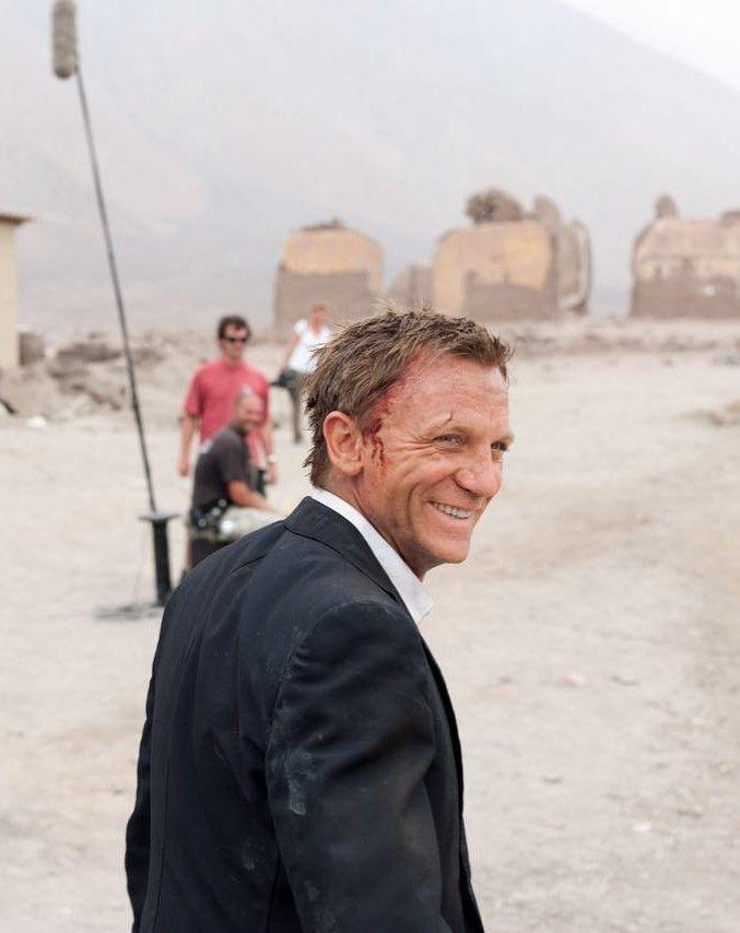 """103118e265701 maddysgems  """" 007 in Chile Quantum Of Solace 2008 """"   Bond   Daniel ..."""