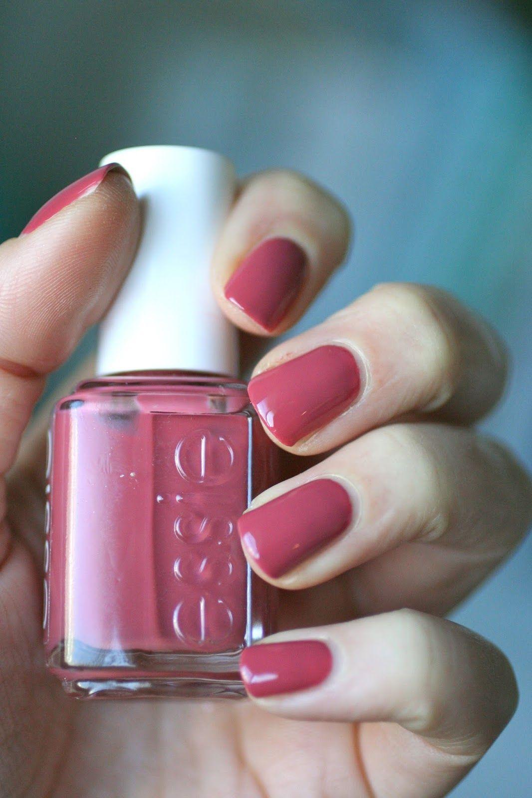 Essie en puntadas| la envidia de essie | uñas | Pinterest | Essie ...