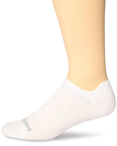 WrightSock Mens Coolmesh II Tab White Medium >>> Check out this great product.
