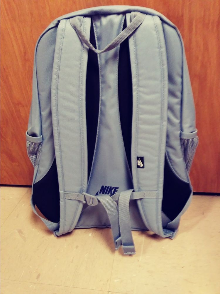 1b63db602d Nike Sportswear BA5217-010 Hayward Futura 2.0 Backpack - Light Blue  fashion   clothing  shoes  accessories  unisexclothingshoesaccs  unisexaccessories  (ebay ...