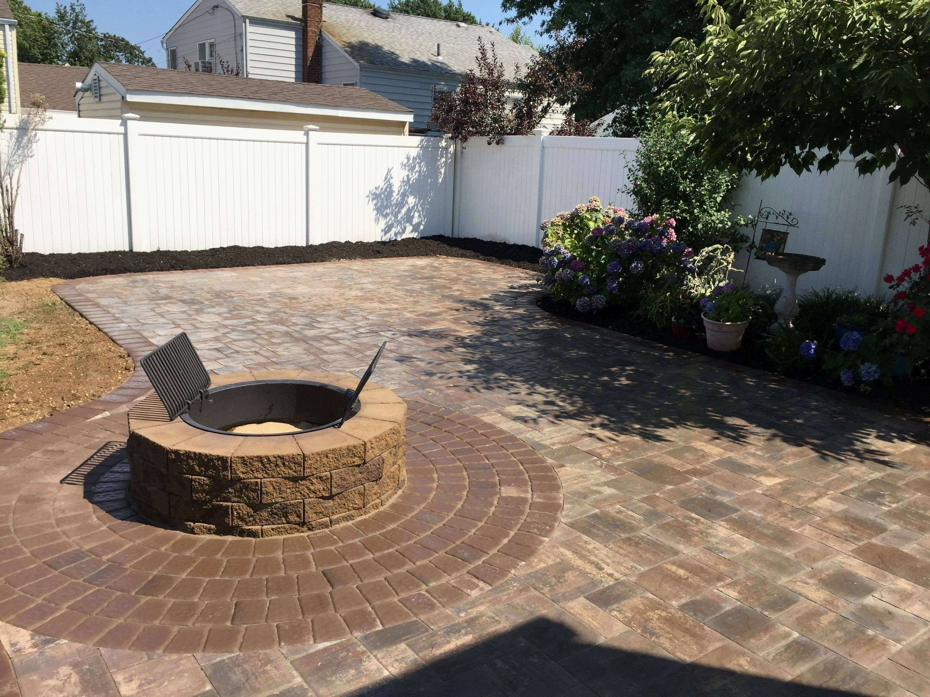 Tyuka Info Patio Pavers Design Backyard Patio Stones Backyard landscaping ideas with pavers