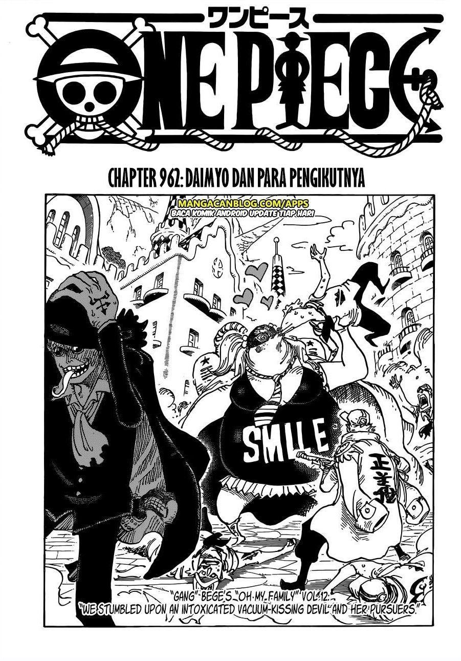 One Piece 989: Jadwal Rilis dan Rekomendasi Situs Baca Manga