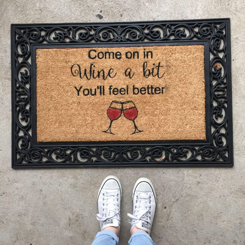 Custom Doormat Funny Doormat Welcome Doormat