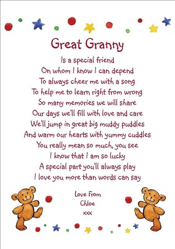 Pin By Christina Carpentier On Grandma Grandma Poem Mothers Day Poems Mother Poems