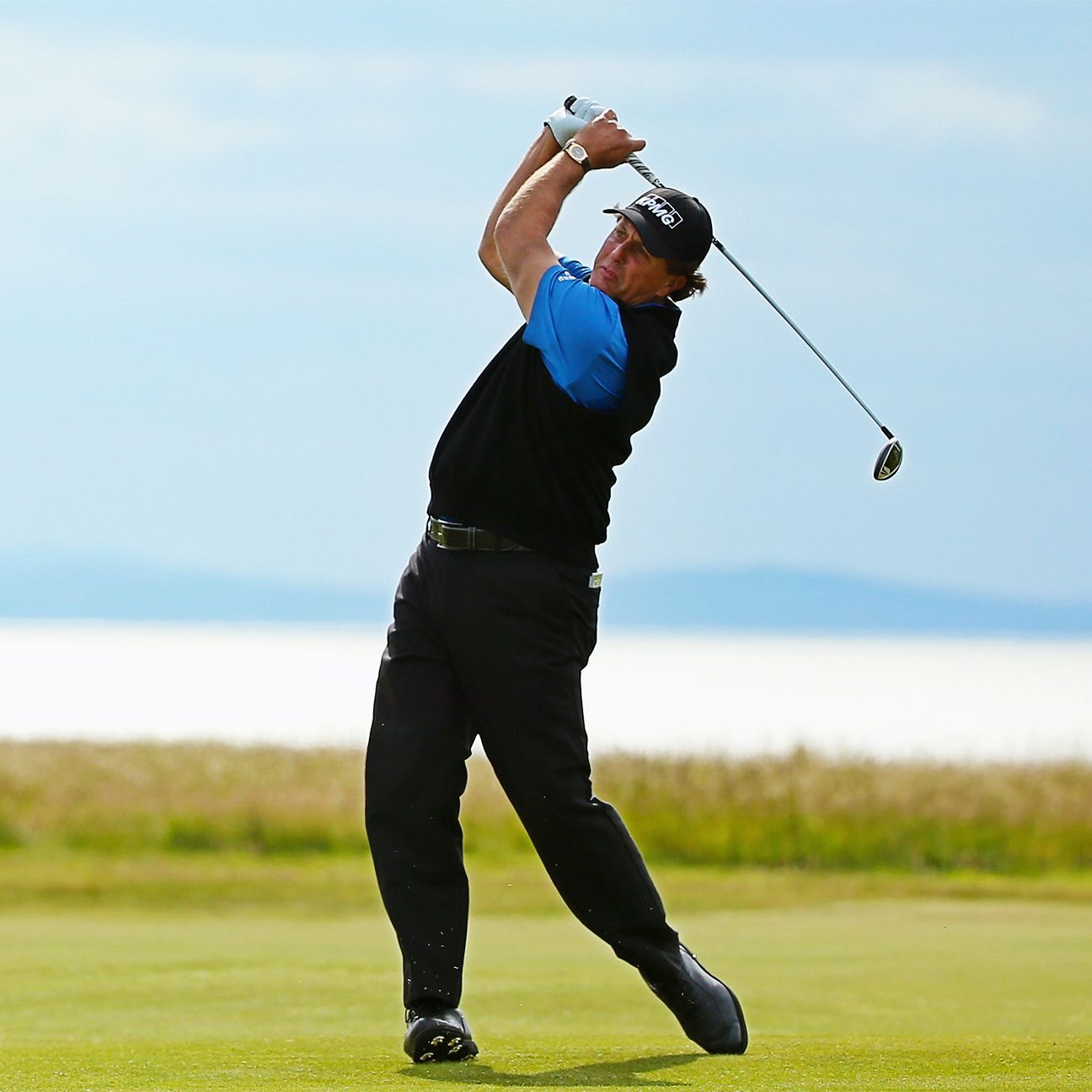 Phil returns to St. Andrews for the Open -