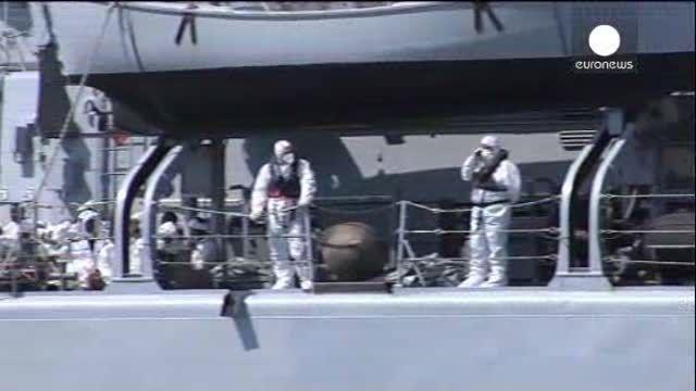 Veinte operaciones de rescate simultáneas en en el Canal de Sicilia en un sólo día