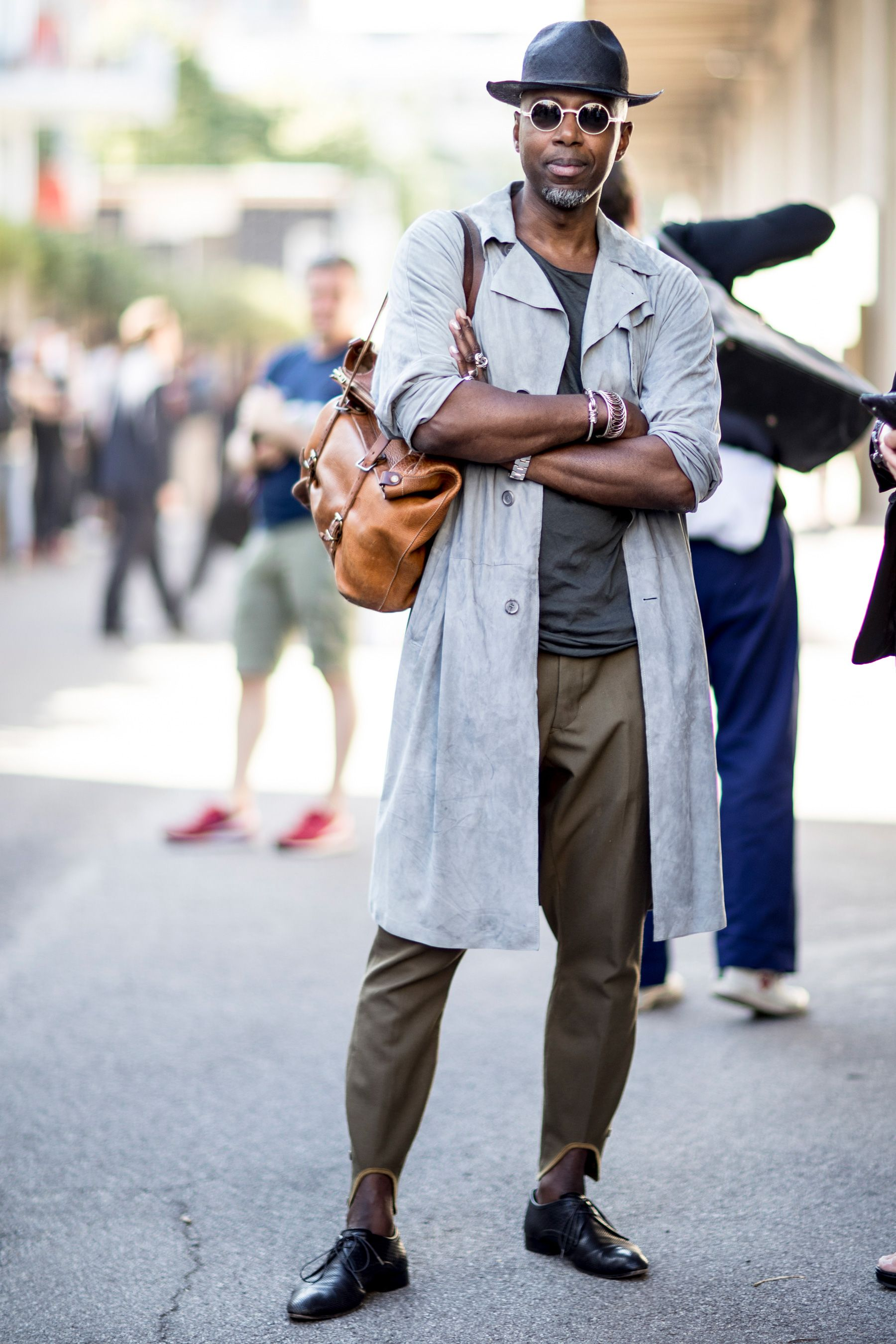 An Overview Of Street Fashion Mens Fashion Milan Men S Fashion
