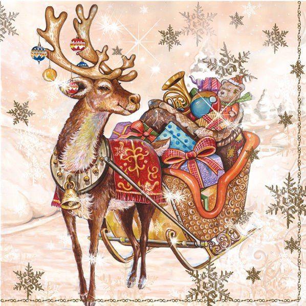 соревнования с новым годом открытка олени оптимус плутають