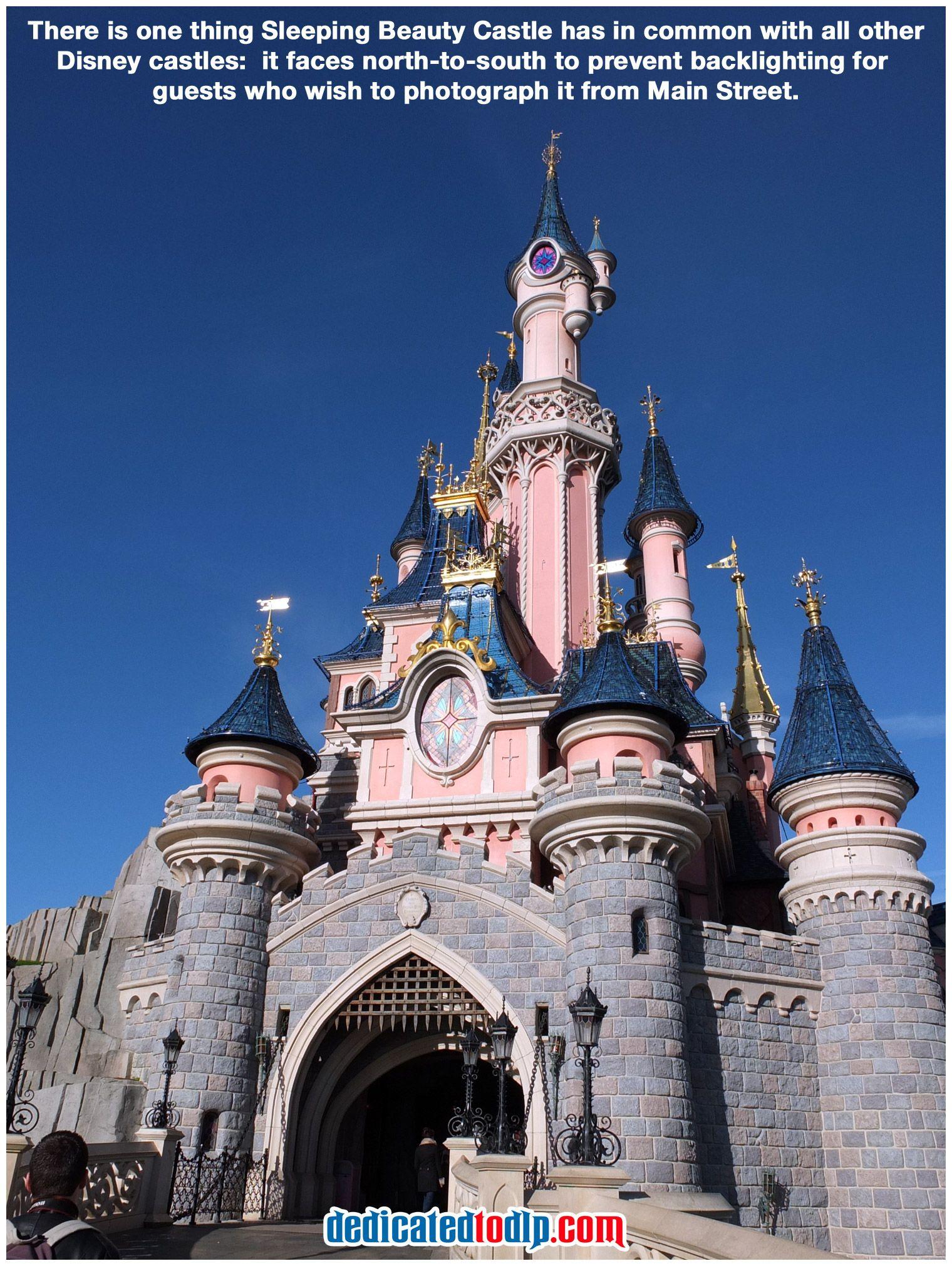 Disneyland paris secrets le ch teau de la belle au bois for Les secrets de paris