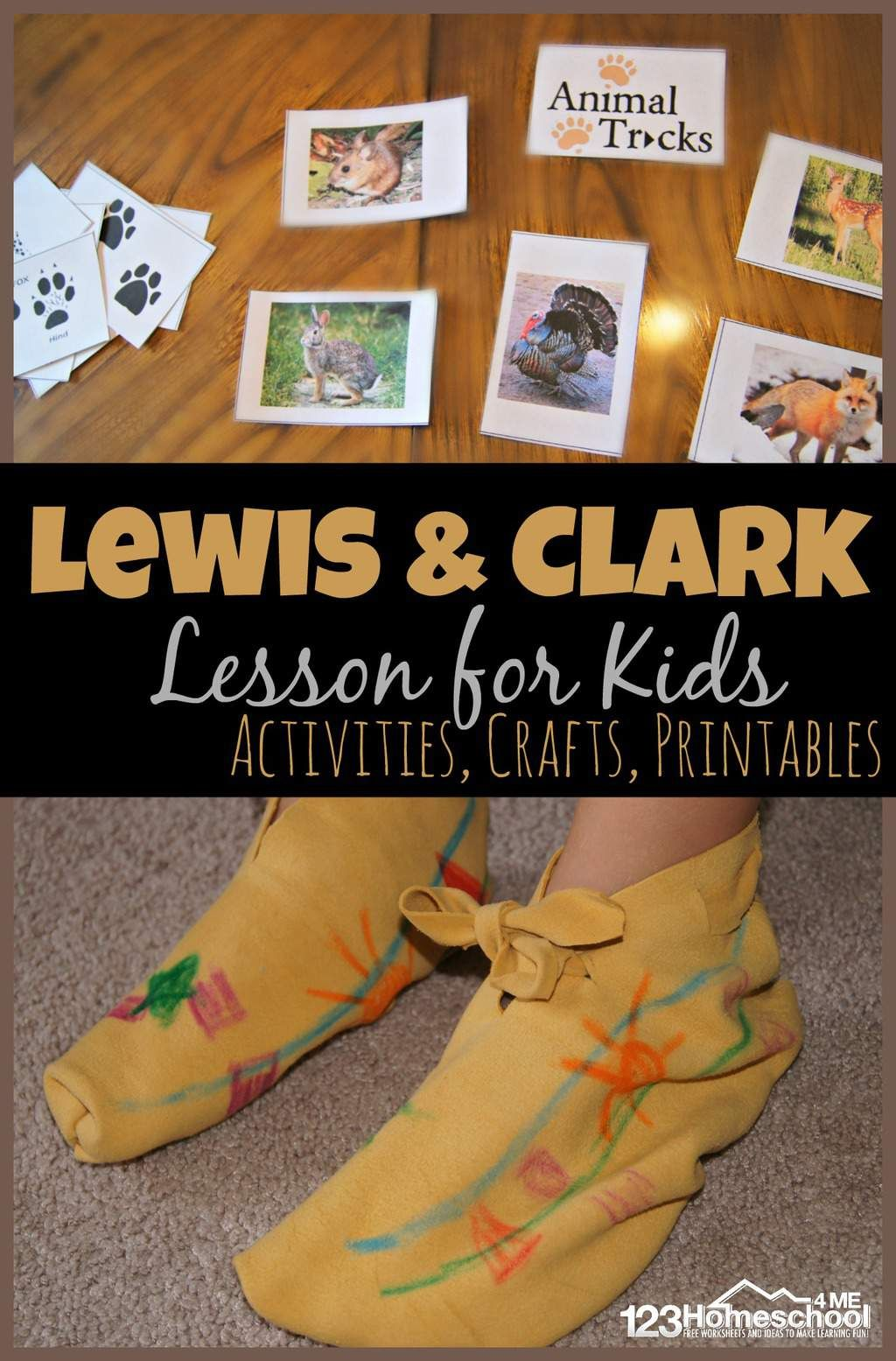 Lewis And Clark For Kids