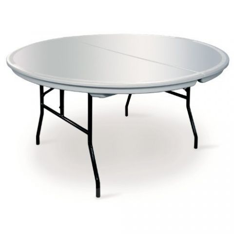 Plastic Round Table Round Folding Table Folding Table Furniture