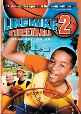 Like Mike 2 Streetball 2006 Buenas Pelis Dvd Pandilla