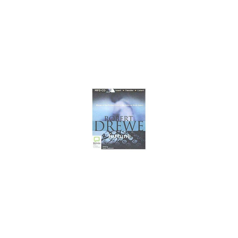 Fortune (Unabridged) (MP3-CD) (Robert Drewe)