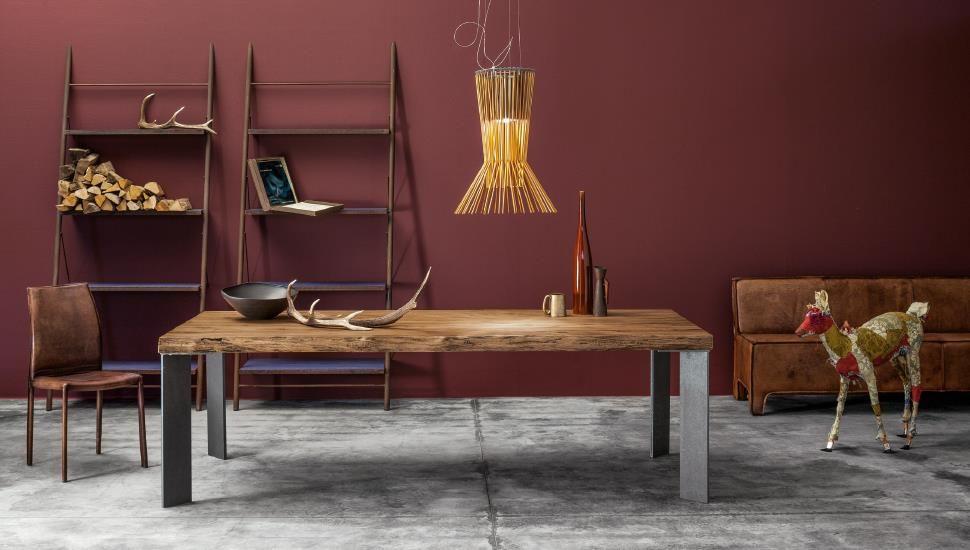 Mesas en madera maciza personalizadas – Devina Nais | deco ...
