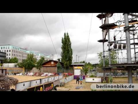 SiteInspection: MountMitte - Berlin on Bike