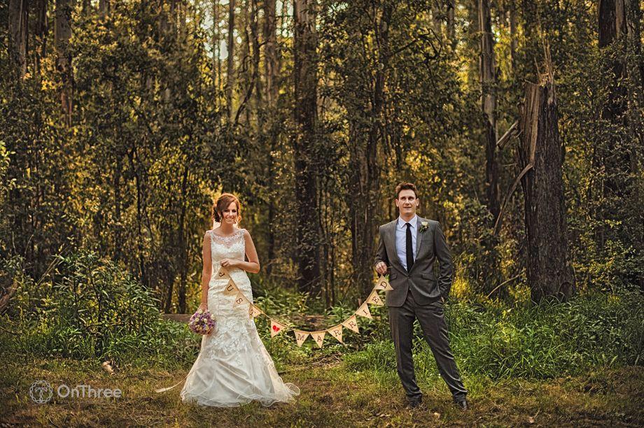 Wedding Of Emer Pete Tatra Receptions Mt Dandenong On Three