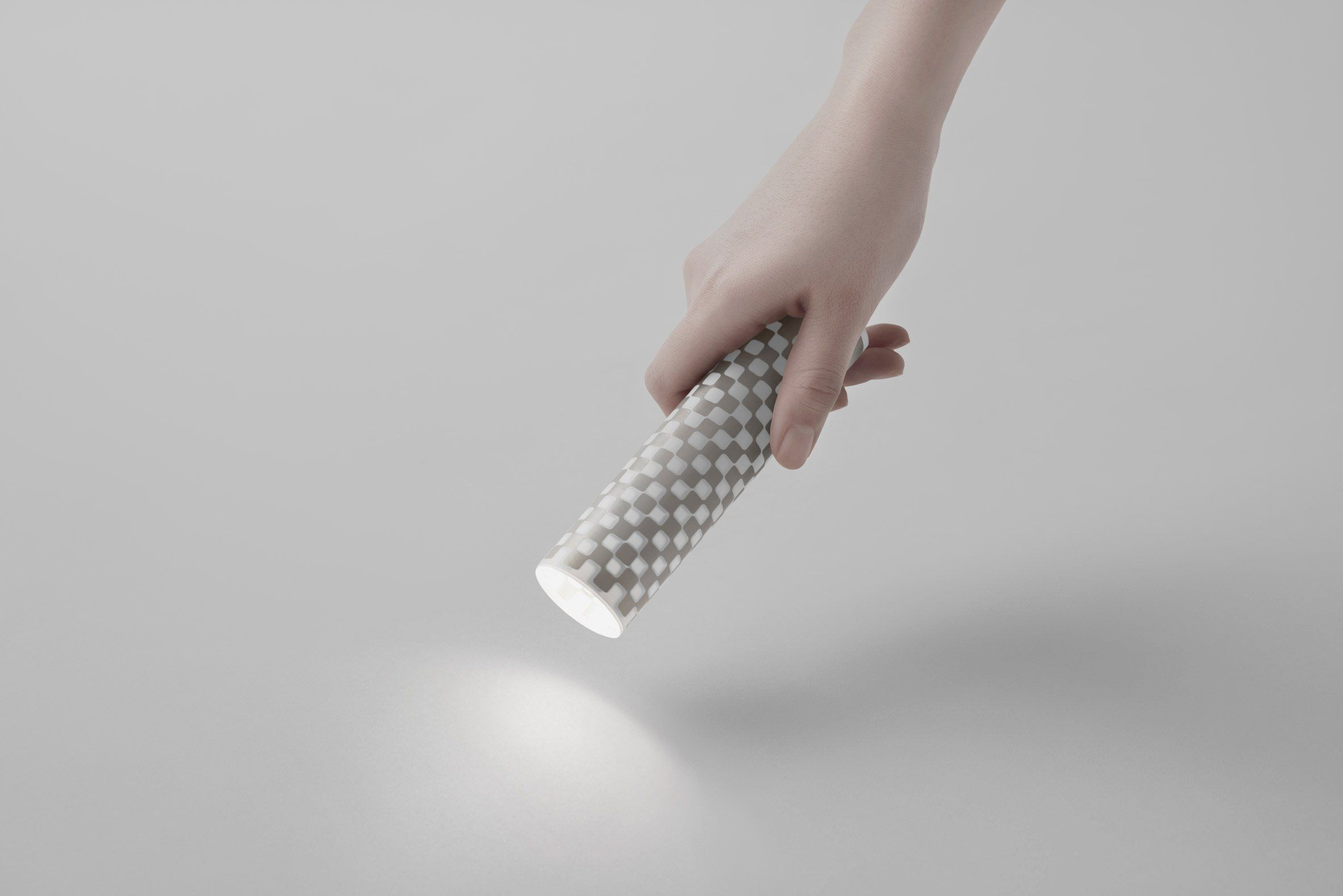Nendo Torch Made From A Piece Of Paper Pinterest Design Electronic Circuit Magazine Architecture Flashlight Cool Designs