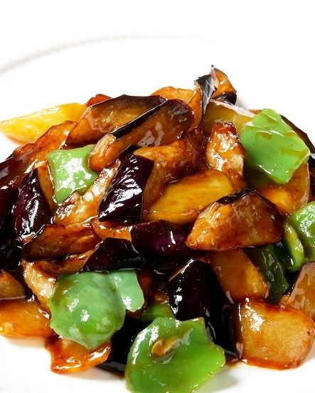 Three vegetable delicacies recipe pinterest fried potatoes three vegetable delicacies recipe pinterest fried potatoes chinese food recipes and eggplants forumfinder Gallery