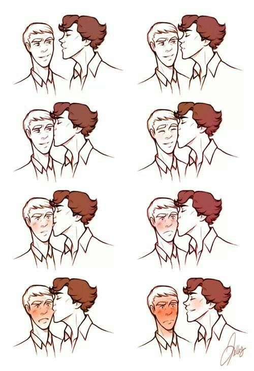 Johnlock Johnlock Sherlock John Sherlock Fandom