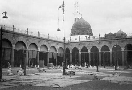 الحصوة المدينة المنورة المسجد النبوي Beautiful Mosques Islamic Heritage Masjid