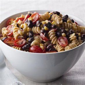 Mexican pasta salad in recipes on the food channel quick and easy mexican pasta salad in recipes on the food channel forumfinder Choice Image