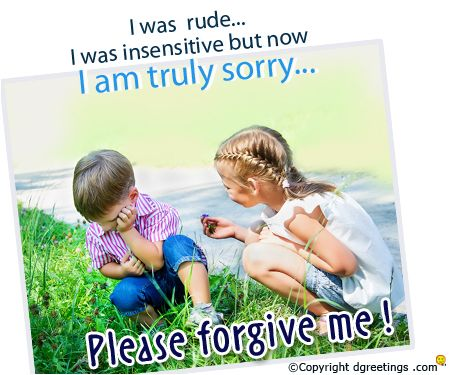 Donu0027t let your ego spoil your relationship Always apologize for - apology card messages