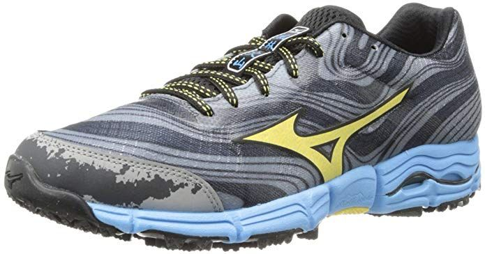 best cheap ac725 bc54b Mizuno Women s Wave Kazan Trail Running Shoe Review