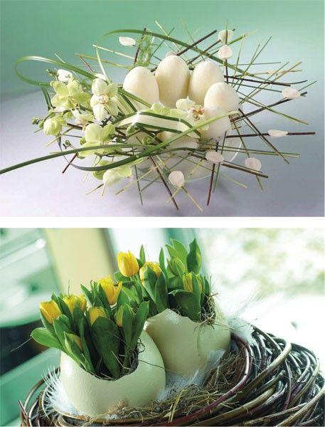 Design Swieta Tuz Tuz Czyli Dekoracje Wielkanocne W Naszym Domu Floral Design Table Decorations Decor