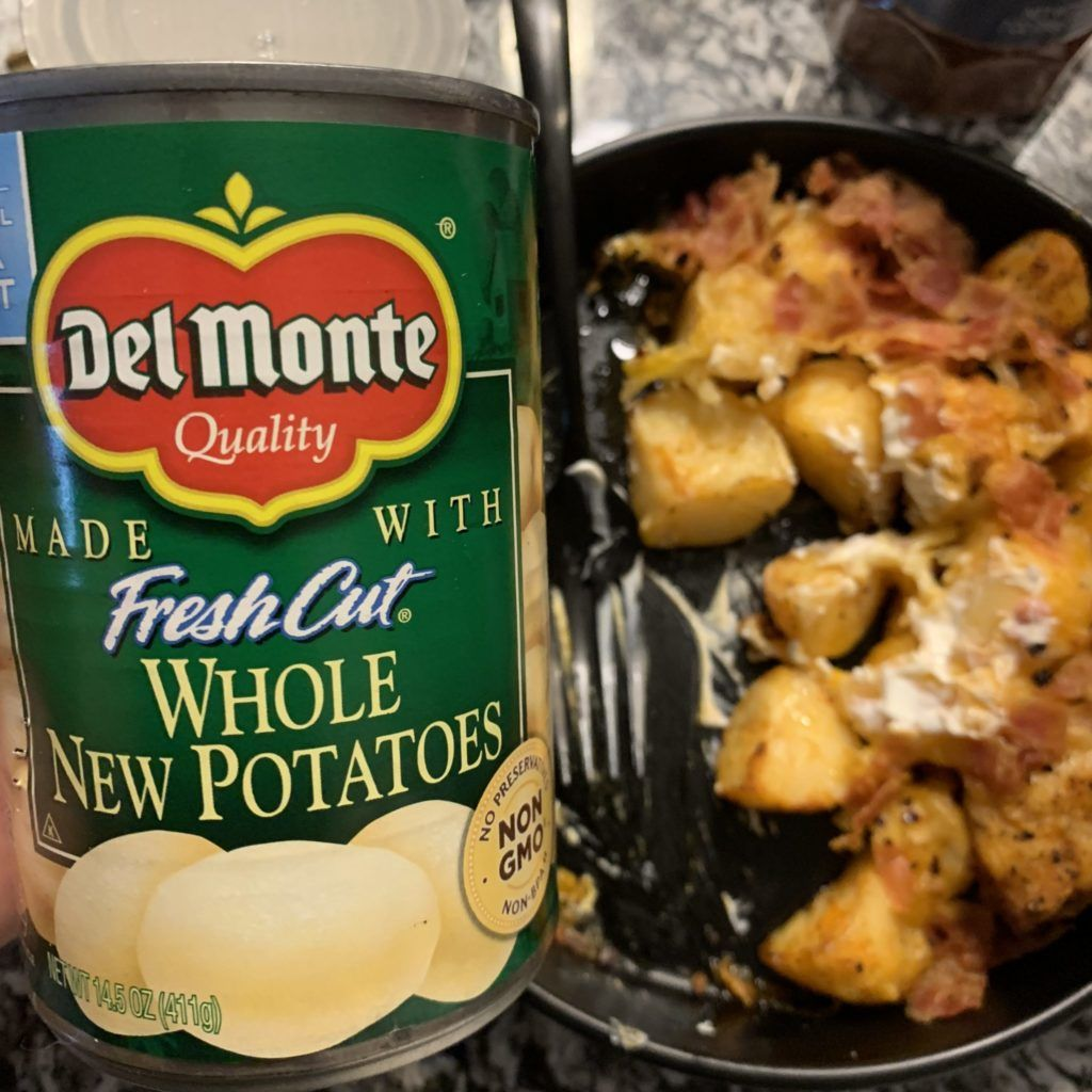 Loaded Air Fried Chicken And Potatoes Mason Woodruff Potato Recipes Side Dishes Air Fried Chicken Canned Potatoes