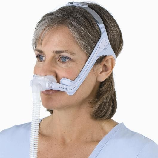 Resmed Swift Lt For Her Nasal Pillows Cpap Mask With Headgear