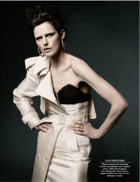 Stella Tennant - WSJ Magazine (May 2012)