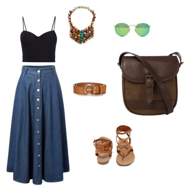 SKIRT2 by sandrine-sandy-ashimwe on Polyvore featuring Alexander Wang, Breckelle's, DUBARRY, Étoile Isabel Marant and Ray-Ban