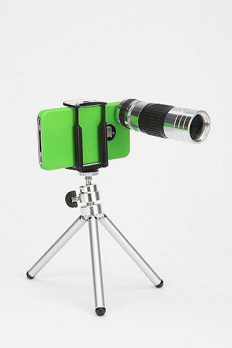 Polaroid 16X & 220X Zoom Lens iPhone 5 Case