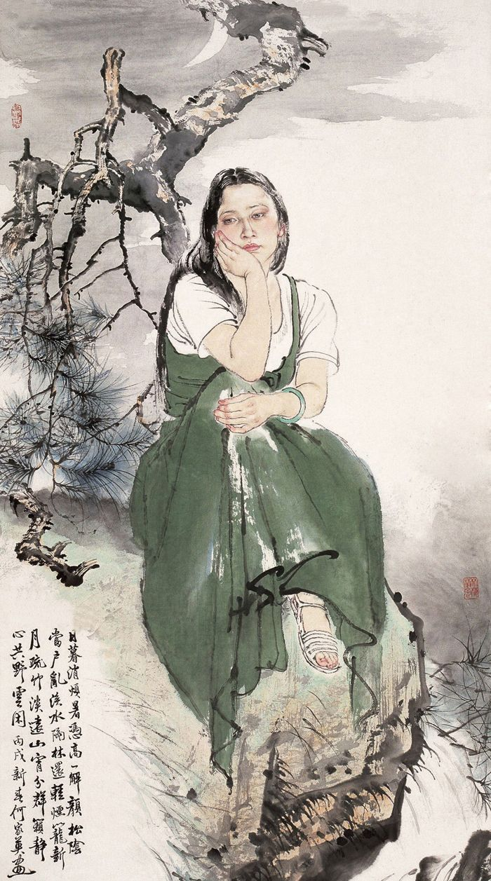 ARTIST: He Jiaying ~