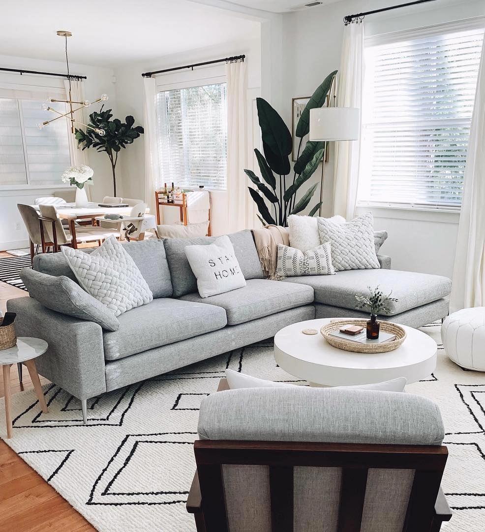 11 Minimalist Scandinavian Sofas In Gray Beige Blue Living Room Scandinavian Apartment Living Room Living Room Decor