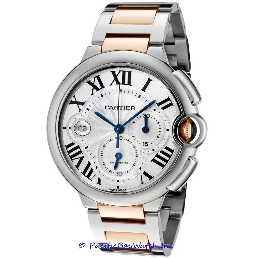 Cartier Watches Cartier Ballon Bleu Chronograph W6920063 In 2019 Watch Cartier