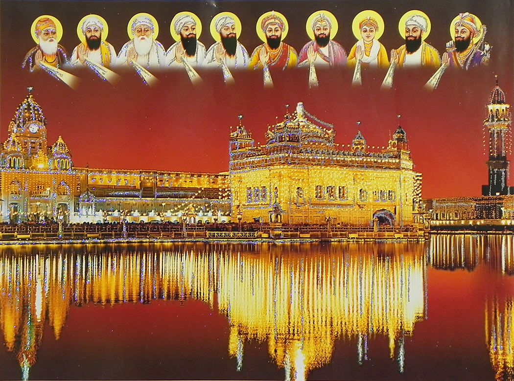 Image May Contain Outdoor And Water Golden Temple Wallpaper Golden Temple Golden Temple Amritsar