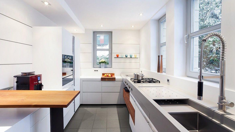 U Form Küche Klein