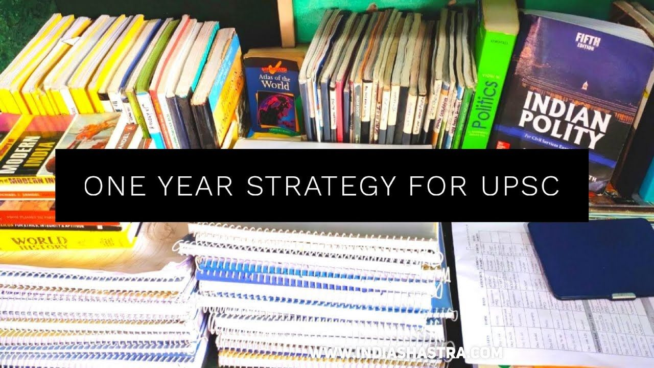 how to prepare for upsc Year plan, Book lists, How to plan