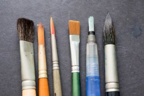 Best Watercolour Brushes For Beginners Parka Blogs Watercolor