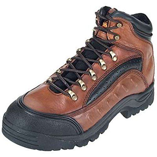 Thorogood Safety Toe Brown Sport Hiker 8 E US -- Want to know more, click on the image.
