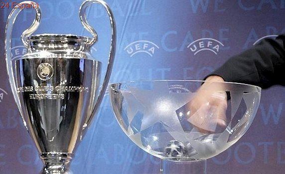 Horario, dónde ver y cómo es el sorteo de los cuartos de final de la Champions