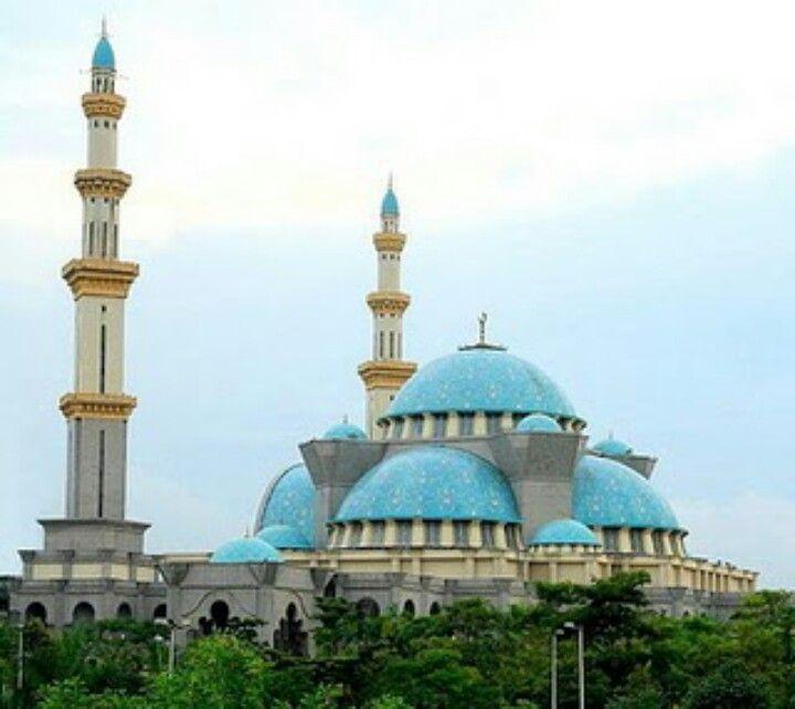 Masjid Wilayah Persekutuan, Kuala Lumpur, Malaysia