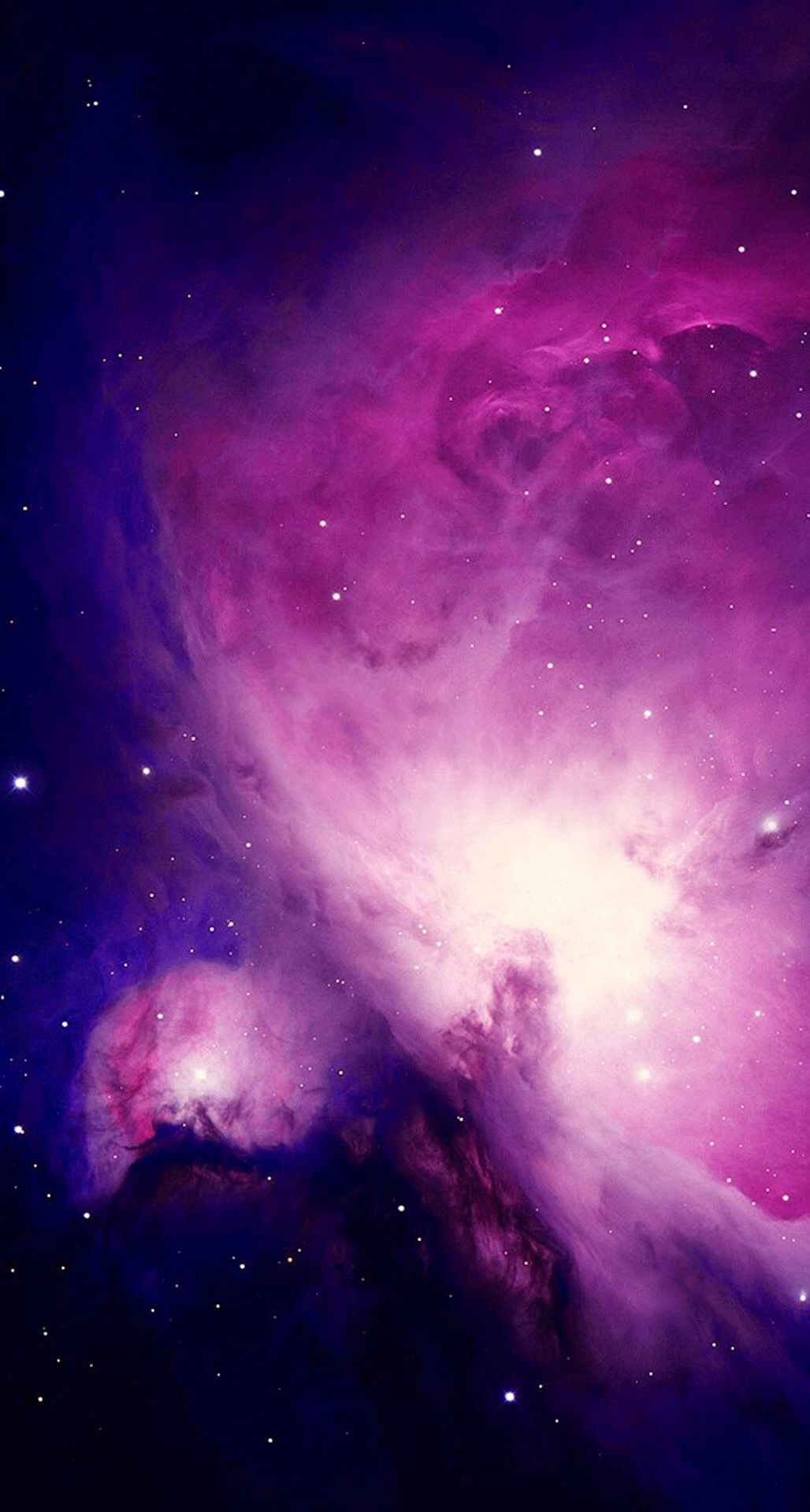 Wallpaper iphone violet - 50 Space Iphone Wallpaper