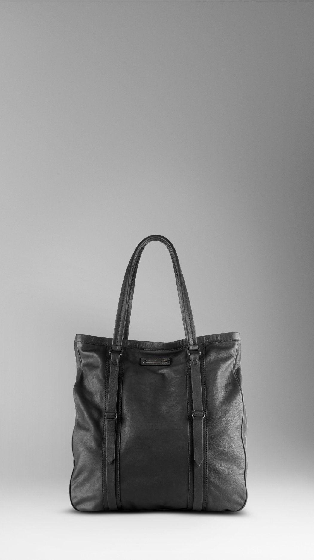 8af394462b58 Burberry-mens-medium-washed-leather-tote-bag-1.jpg (1050×1867)