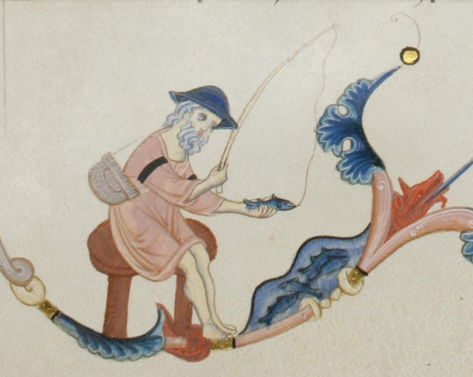 Cologny, Fondation Martin Bodmer, Cod. Bodmer 14 Pergament · 263 ff. · 43.5 x 27.2 cm · Italien, Bologna (?) · 14. Jahrhundert
