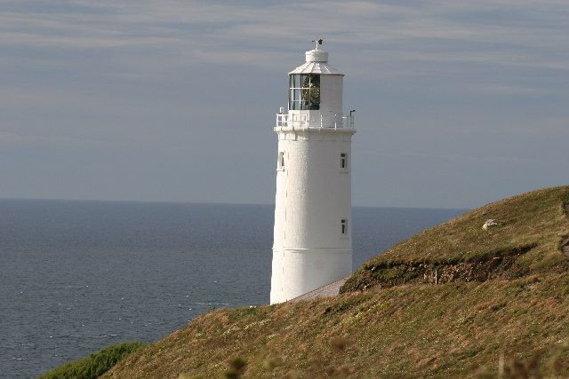 Trevose Head #Lighthouse is a lighthouse on Trevose Head on the north Cornish coast near Padstow, #England