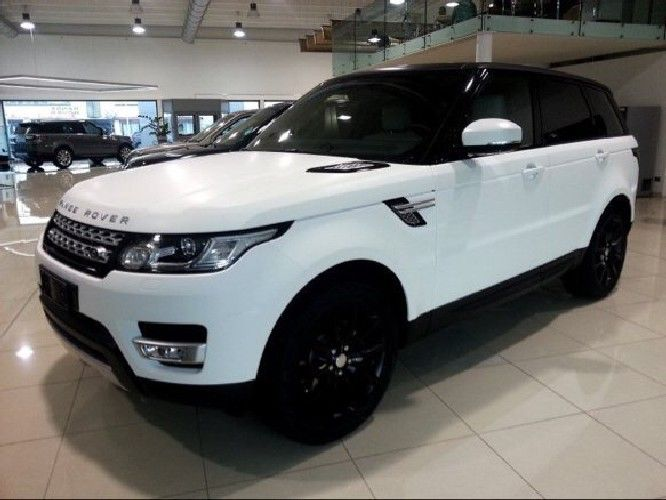 Top Luxury Range Rover Sport White Pictures Gallery Toys