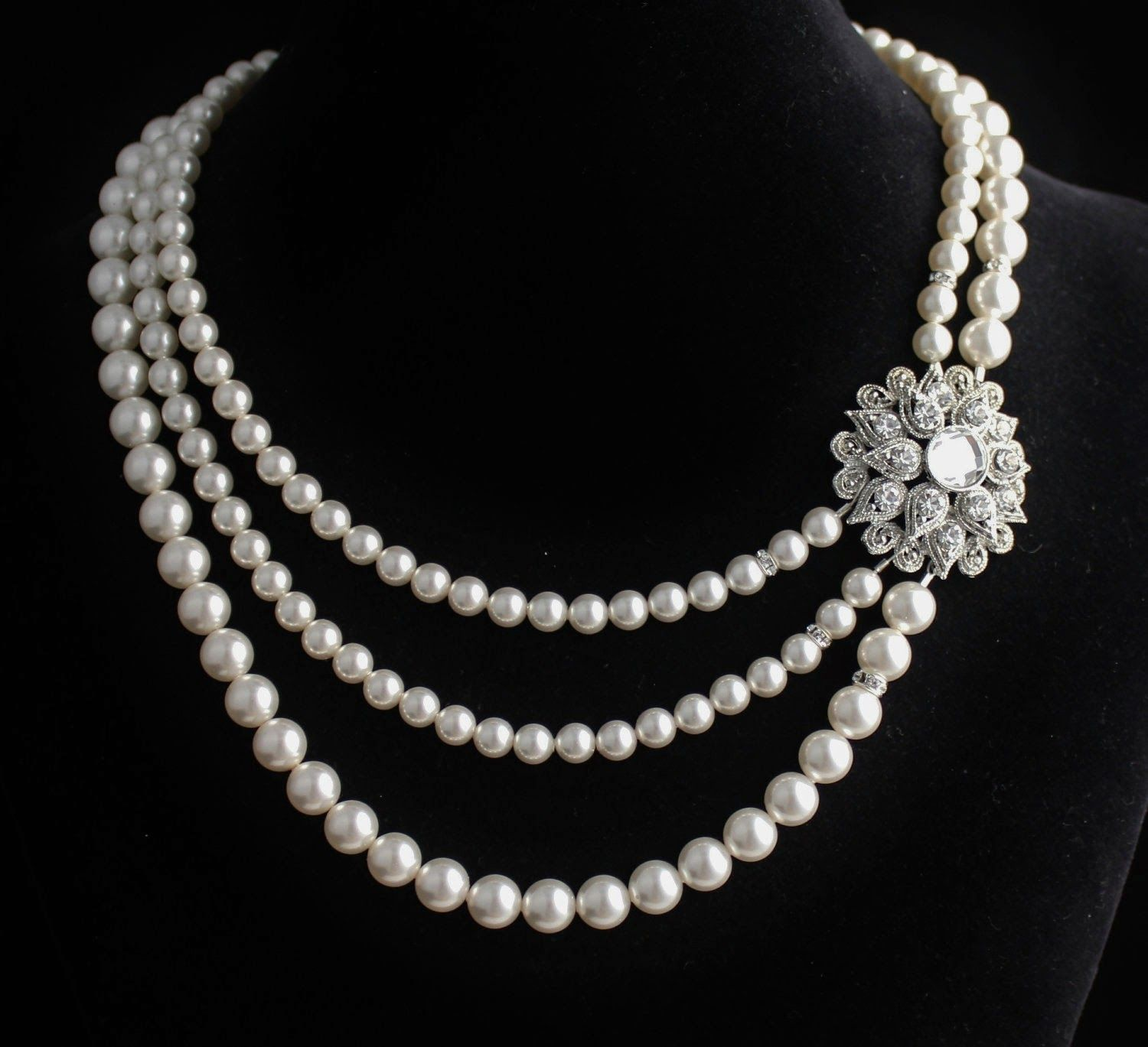 25+ Best Freshwater Pearl Necklaces Ideas ...